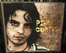 Pier Cortese Sarà  Cd Single Promo EX/EX 1997 One Track Raro