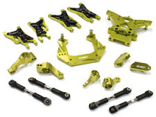 Integy Aluminum Billet Machined Suspension Kit for Traxxas 1/10 Nitro Slash 2WD