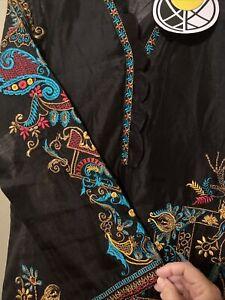Pakistani Ladies Cotton Stylish Embroidered Stitched Kurti  S. 30 % Sale