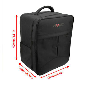 Backpack Storage Bag Carrying Box for 1/10 CC01TRAXXAS4-TEC RC Car Accessories