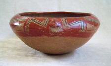 RARE Pre-Columbian CHUPICUARO FACE BOWL, circa 300 B.C.