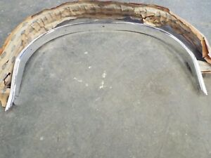 NOS LR Wheel Well Trim 1975 1976 1977 1978 1979 80 Ford Granada/Mercury Monarch