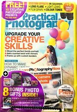 Practical Photography Upgrade Creative Skill Free Disc Aug 2018 FREE SHIPPING JB