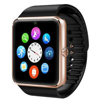 2017 Hottest Touch Screen GT08 Bluetooth SmartWatch Mate Android IOS