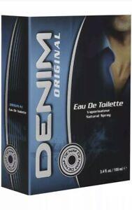 Denim Original Eau De Toilette Spray ( EDT ) 100ml 100% Authentic New