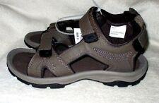 NEW Men's **EDDIE BAUER**  Brown Premium Quality Sandals, 8 M
