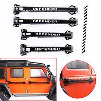4pcs Metal Door Handle For 1/10 Traxxas TRX4 Land Rover Defender D90 D110 RC Car
