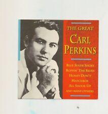 Great by Carl Perkins (Rockabilly) CD