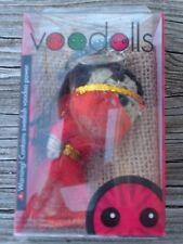 Swedish Voodolls Princess Lalita talisman keychain NIB ninja belly dancer