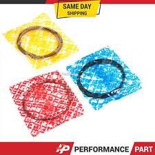 Piston Rings for 92-00 Honda Civic Del Sol 1.6 1.5 SOHC D16Y5 D16Y7 D16Y8 D15Z1