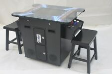 Arcade 412 Classic Cocktail sitdown Game Machine -Free Stool & Shipping