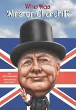 Who Was Winston Churchill? (Who Was...? (Quality Paper)), Very Good Condition Bo