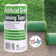 Artificial Grass Self Adhesive Joining Tape Fixing Fake Jointing Lawn Astro Turf