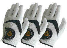 Onyx Junior Kids Golf Gloves 3 Pack Size Left Hand Small White Suits Ages 4 -7