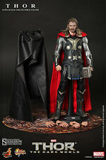 HOT TOYS THOR THE DARK WORLD 1/6 SCALE ACTION FIGURE! NEW! UNOPENED!