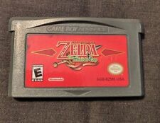 Legend of Zelda: The Minish Cap Nintendo Game Boy Advance GBA, USA SELLER!!!