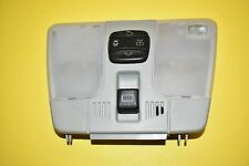 98-02 Mercedes-Benz E430 Overhead Dome Map Reading Light Sunroof Switch OEM Gray