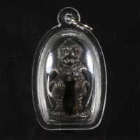Hanuman Statue Pendant LP Tim Talisman Wat Rahanrai b.e.2517 Thai Buddha Amulet