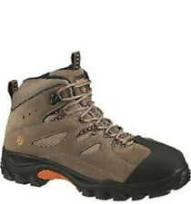 Wolverine W06654 Mens Hudson Steel-Toe Eh Slip Resistant Hiker Boot 7 3E Us