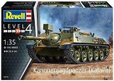 Kanonenjagdpanzer (kajapa) Observation Version (beobpz) 1 35 Rev03276 - Revell