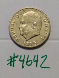 🇭🇹🇭🇹 1975 Haiti 10 Centimes Coin FAO 1st Year🇭🇹🇭🇹