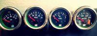 "IH 2 "" 52 mm Electrical Gauge Temp Gauge, Fuel,oil gauge, volt Gauge"