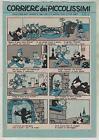CORRIERE DEI PICCOLISSIMI inserto Corriere dei Piccoli N.44 1962 chlorophylle