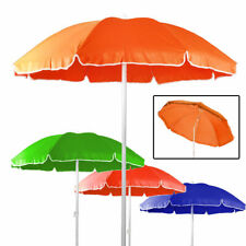 Parasol With Joint Plain Unit For Beach Or Garden - ∅150 CM - H.180 CM