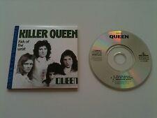 Queen - KILLER QUEEN - 3 INCH MINI CD Single © 1988