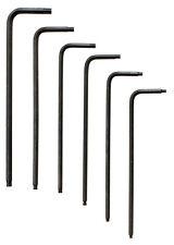 T6 - T16 6pc BallStar™ Torx®/Star Ball End L-Wrench Set Bondhus USA #11346