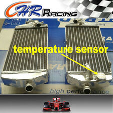 aluminum radiator for KTM 250 400 450 525 MXC / EXC 03-07 04 05 06 07 2003 2004