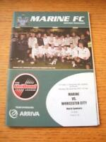 29/11/2003 Marine v Worcester City [FA Trophy] . No obvious faults, unless descr