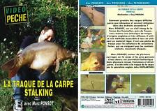 La traque de la carpe stalking avec Marc Ponsot - Pêche de la carpe - Vidéo Pêch