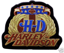 HARLEY DAVIDSON RARE IMPERIAL PATCH  (XL)
