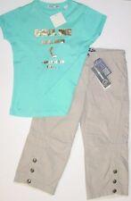 NWT Jean Bourget Capri Pants Zara Top sz 8