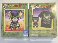 Pop! and Tee: Dragon Ball Z Perfect Cell T-Shirt (X-Large)