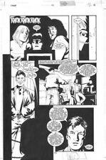 Bishop (Chase) #9 p.15 - 'Walking Dead' Artist - 2002 art by Charlie Adlard Comic Art