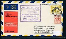 95488) LH FF Hannover - Kopenhagen 1.4.71, SoU ab Rumänien