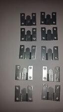 Flush mount/ hanging picture bracket set (Packet of 10)