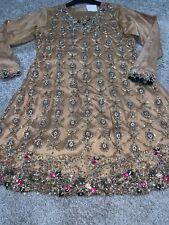 Latest Pakistani Salwar Kameez Indian Wedding Party Wear Dress