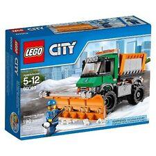 60083 SNOWPLOW TRUCK lego legos set NEW city town snow plow