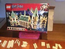 LEGO Harry Potter - Hogwarts Castle -  4842 ** 100% Complete **