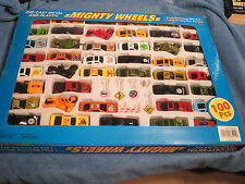 100 Piece!Diecast Cars,Trucks,Motor Cycles&more!Each piece retails $5.99&Up New!