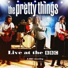 Live at the BBC by The Pretty Things (CD, May-2015, 2 Discs, Repertoire)