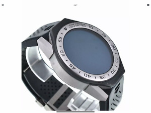 Tag Heuer Connected 45 with Black strap used