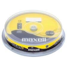 CD-RW Maxell per l'archiviazione di dati informatici
