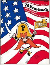 1976 Pittsburgh Pirates Official Yearbook