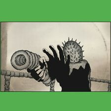 Thee Oh Sees Mutilator Defeated At Last Cassette Tape drop damaged bug rock NEW!