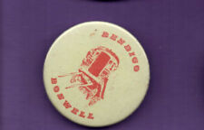 Bendigo Boswell - The Musical -  button badge 1980's