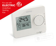 Warmup Tempo Thermostat - Porcelaine Blanc